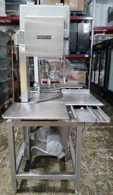Hobart Meat Saw Model 5801 3 Phase - Bone Saw Meat Cutter