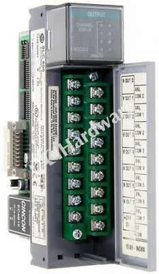 Allen Bradley 1746-no8v A Slc 500 High Density Analog Voltage 8-p Output