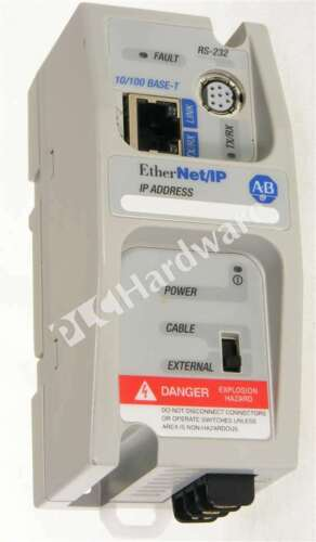 Allen Bradley 1761-NET-ENIW /D EtherNet Interface Module Web-server QTY