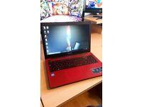 ASUS Laptop 15.6inch (dark red)