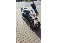 Gilera Runner SP50 62 plate (IDEAL CHRISTMAS PRESENT)