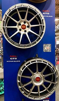 19 Zoll GT8 Felgen für Mercedes A CLA C Klasse A45 W204 W212 W176 AMG Concave