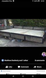 Big trailer for sale