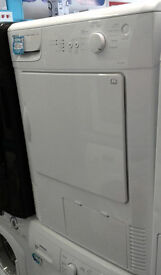 e090 white beko 6kg condenser dryer comes with warranty can be delivered or collected