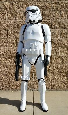 Stormtrooper Armor Cosplay Costume Star Wars Tax Refund 501st Legion MTK ANH TK - Storm Trooper Armor