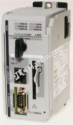 Allen Bradley 1769-l35e B Compactlogix Ethernet Processor 1.5 Mb Frn 19.15