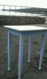 2 Tone side table