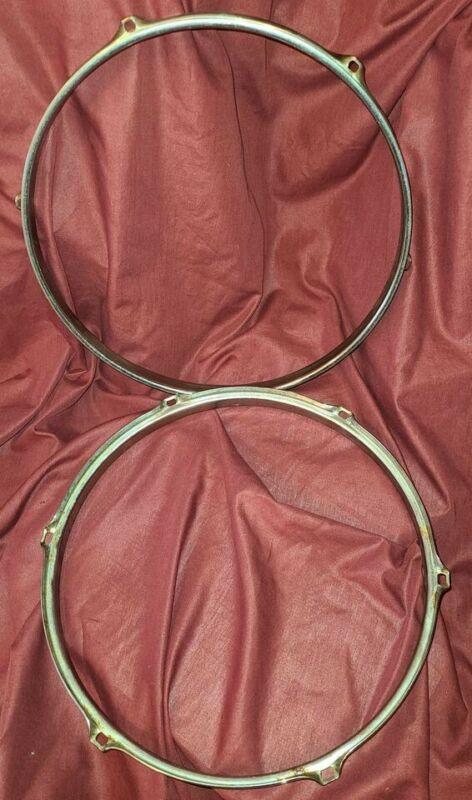 ROGERS Vintage Drum Hoops 9 Avail.