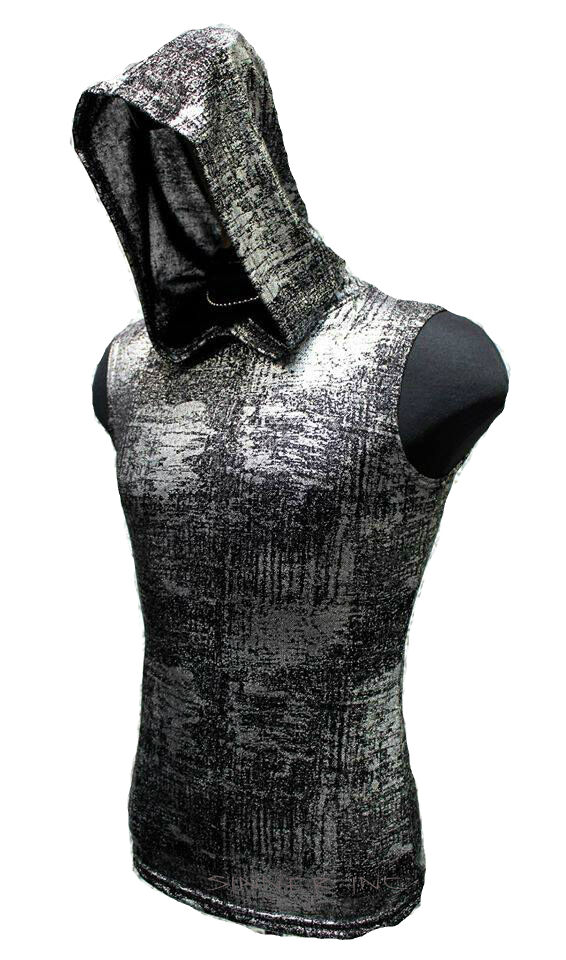 SHRINE GOTHIC APOCALYPTIC PUNK STEAMPUNK CYBER RAVE SHIRT HOODIE FETISH MEDIVAL Activewear