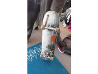 Route One Complete Skateboard +Independent Trucks and Wheels
