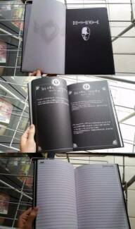 Death Note Cosplay Notebook
