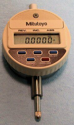 Mitutoyo Electronic Indicator 0 - .500 Inches Model 543-110b
