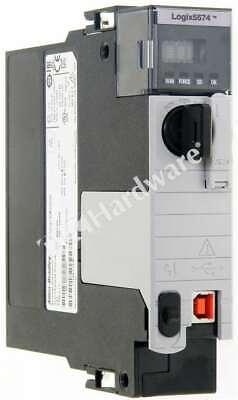 Allen Bradley 1756-l74 B Controllogix Logix5574 Processor 16 Mb