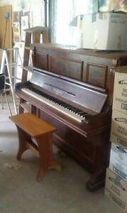 upright piano Brompton Charles Sturt Area Preview