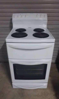 Westinghouse Electric stove and oven 600mm.Fan forced.