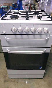Chef natural gas stove,oven and grill. Very good condition!!! Everton Park Brisbane North West Preview