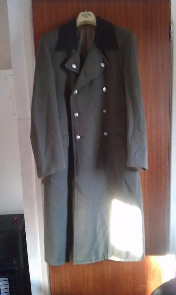 NVA East German WW2 Trench Coat