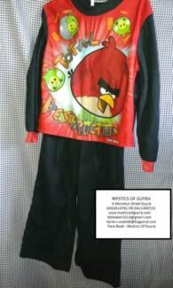 Angry Bird PJ Set Armidale City Preview