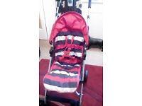mamma & pappas pushchair