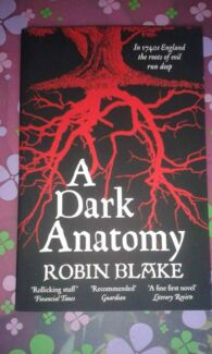 A Dark Anatomy  by Robin Blake  New Paperback St Albans Brimbank Area Preview