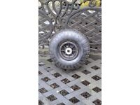 Pneumatic Wheel and Tyre (NEW) For Caravan or Trailer..£15.o.n.o.