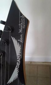Dave Mustaine Signature Dean V
