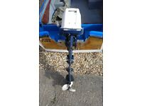 EVENRUDE 15HP OUTBOARD MOTOR