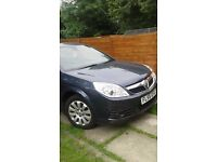 for sale VAUXHALL VECTRA 1.9CDTI 6 SPEED BLUE 2005