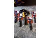 Diffent tools Brand new