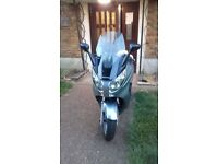 honda s wing running but needs tlc