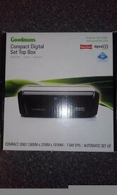 Goodman digital compact set top box