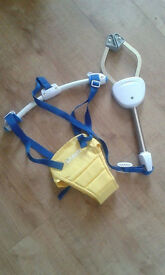 LINDAM Jump About Baby Door Bouncer HARDLY USED