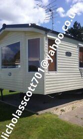 Caravan rental £50 deposit