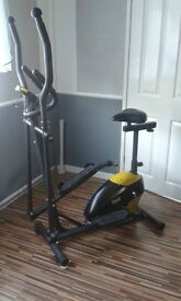 EXERCISE BIKE (excellent condition)