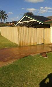 quality fencing and gates St Marys Penrith Area Preview
