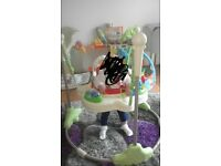Excellent condition fisher price jumperoo