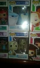 Finding Nemo Pop vinyls (2) Nowra Nowra-Bomaderry Preview