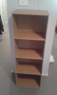 SHELVES - wooden look St Clair Penrith Area Preview
