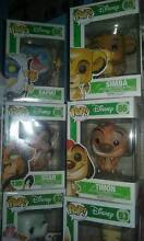 The Lion King Pop Vinyls Nowra Nowra-Bomaderry Preview