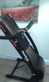 Reebok one GT 40S tread mill