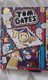 TOM GATES - TOP OF THE CLASS