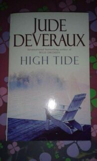 High Tide by Jude Deveraux  New Paperback St Albans Brimbank Area Preview