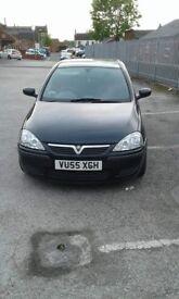 Low Mileage Vauxhall Corsa Van For Sale
