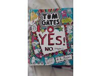 TOM GATES - YES.NO.MAYBE