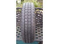 """185R70C 14"""" Caravan Tyre[never been used]£30.o.n.o."""