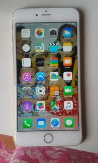 4SALE MY IPHONE6plus 16g unlocked  Highland Park Gold Coast City Preview