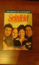 Tv Show SEINFELD SEASON 1 AND 2 BOX SET & special features Padbury Joondalup Area Preview