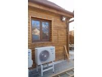 Sheds, Wood Houses, Garages, Terraces, Garden Pavilions, Every kind of wood jobs