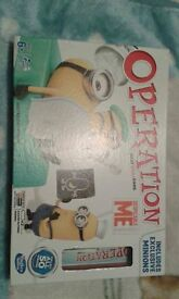 Minions Operation silly skill game