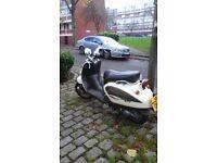 I SELL MOTORBIKE APRILIA MOJITO 125CC